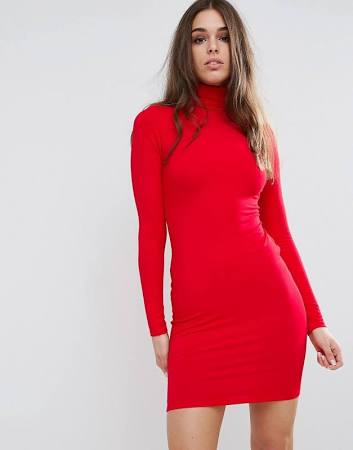 Asos.com Club L Red dress $16.99