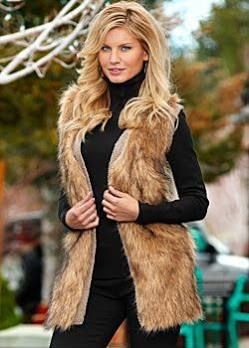 Amazon.com faux fur 35 dollars