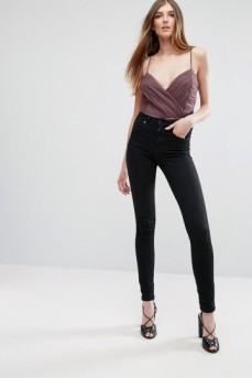 ASOS TALL Cami Body with Corset Detail 34.00 dollars