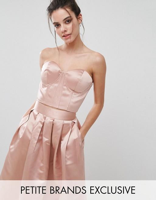 corsett-top