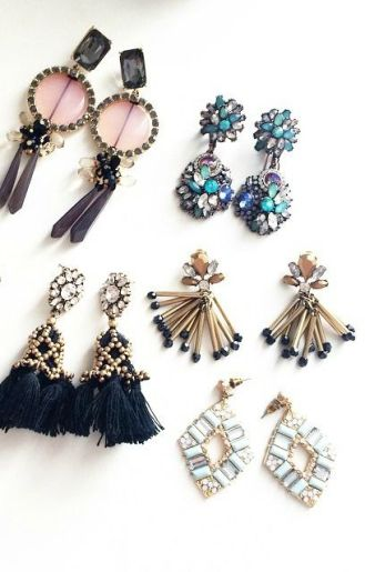 statement earrings 1